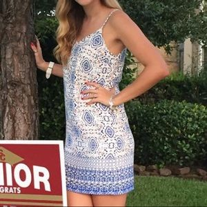 Skies are Blue size small dress!